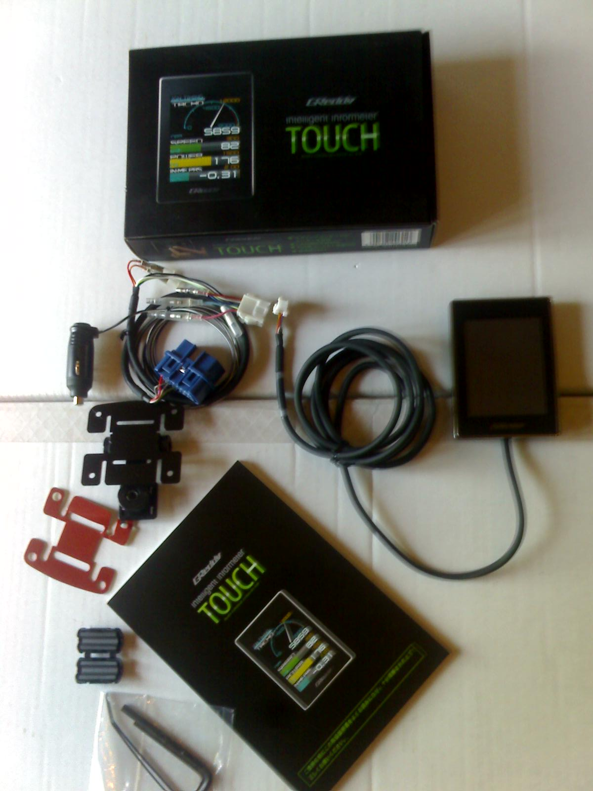 Intelligent Informeter touch