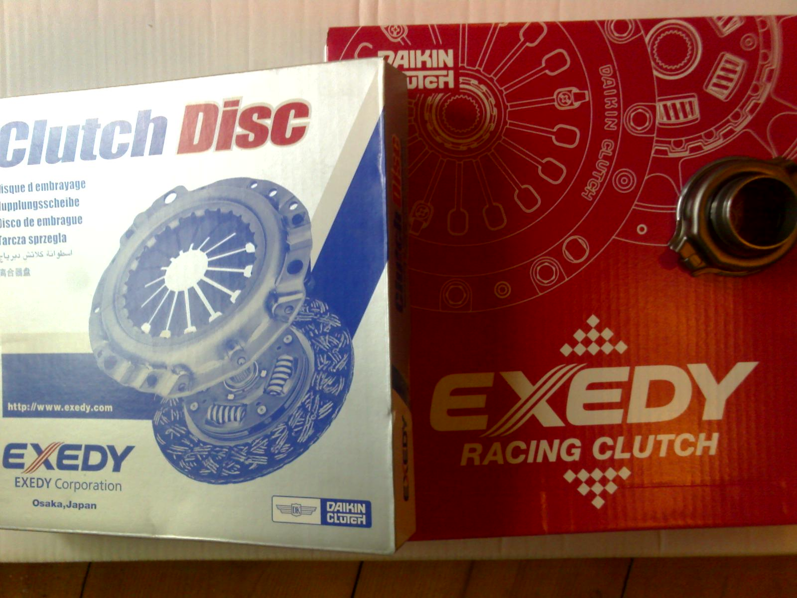 EXEDY sports clutch kit late BNR32/BCNR33/ER34