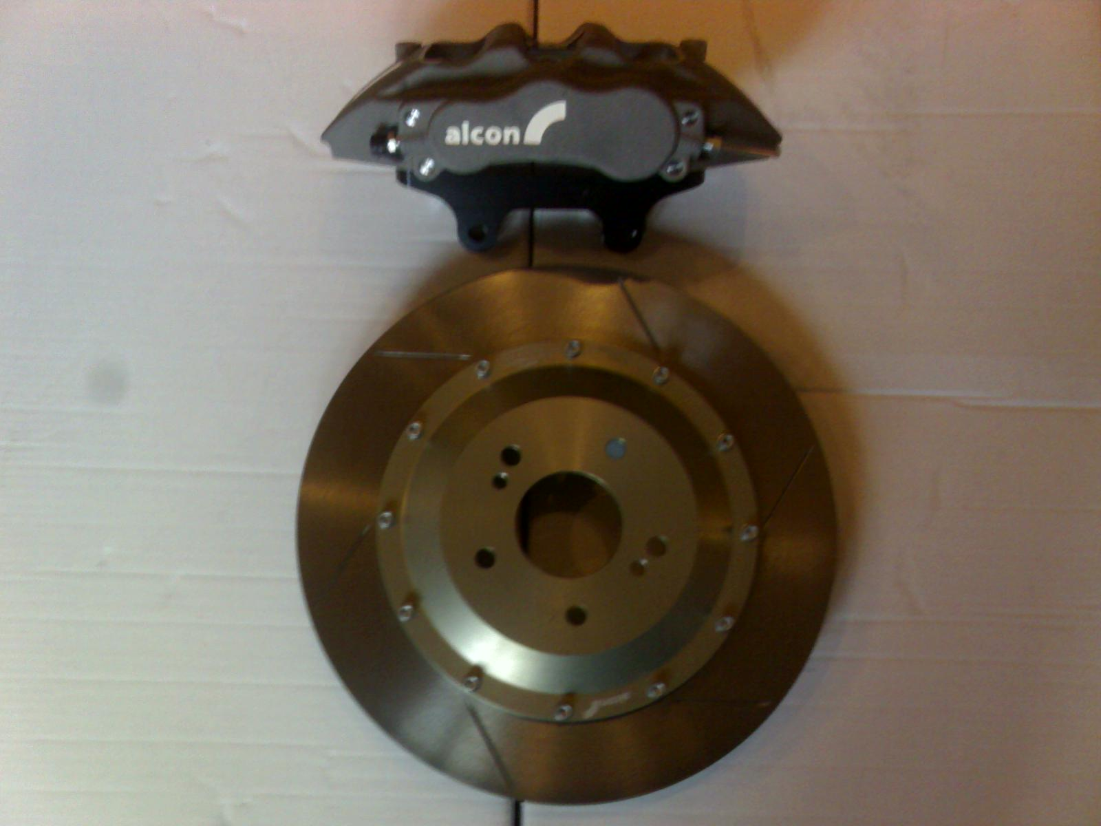 Skyline GTR 6-piston brake kit