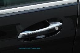 door handle chrome covers