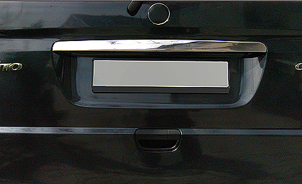 Boot lid handle cover