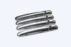 Stainless steel door handle covers