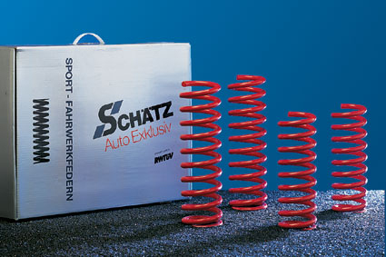 Sport chassis springs