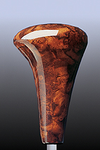 Burr walnut gear lever / gearknob