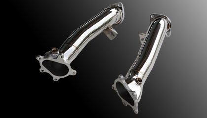 GReddy R35 turbo outlet/front pipe